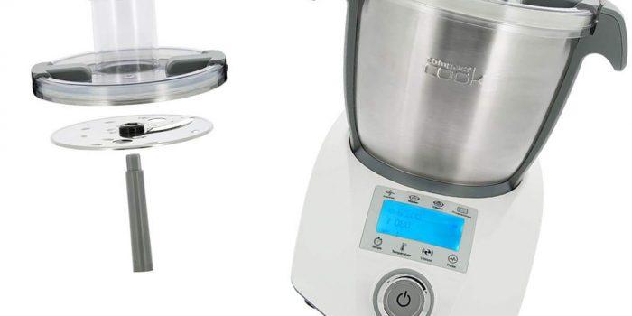Compact Cook Avis Test Des Capacités Du Robot Ifss